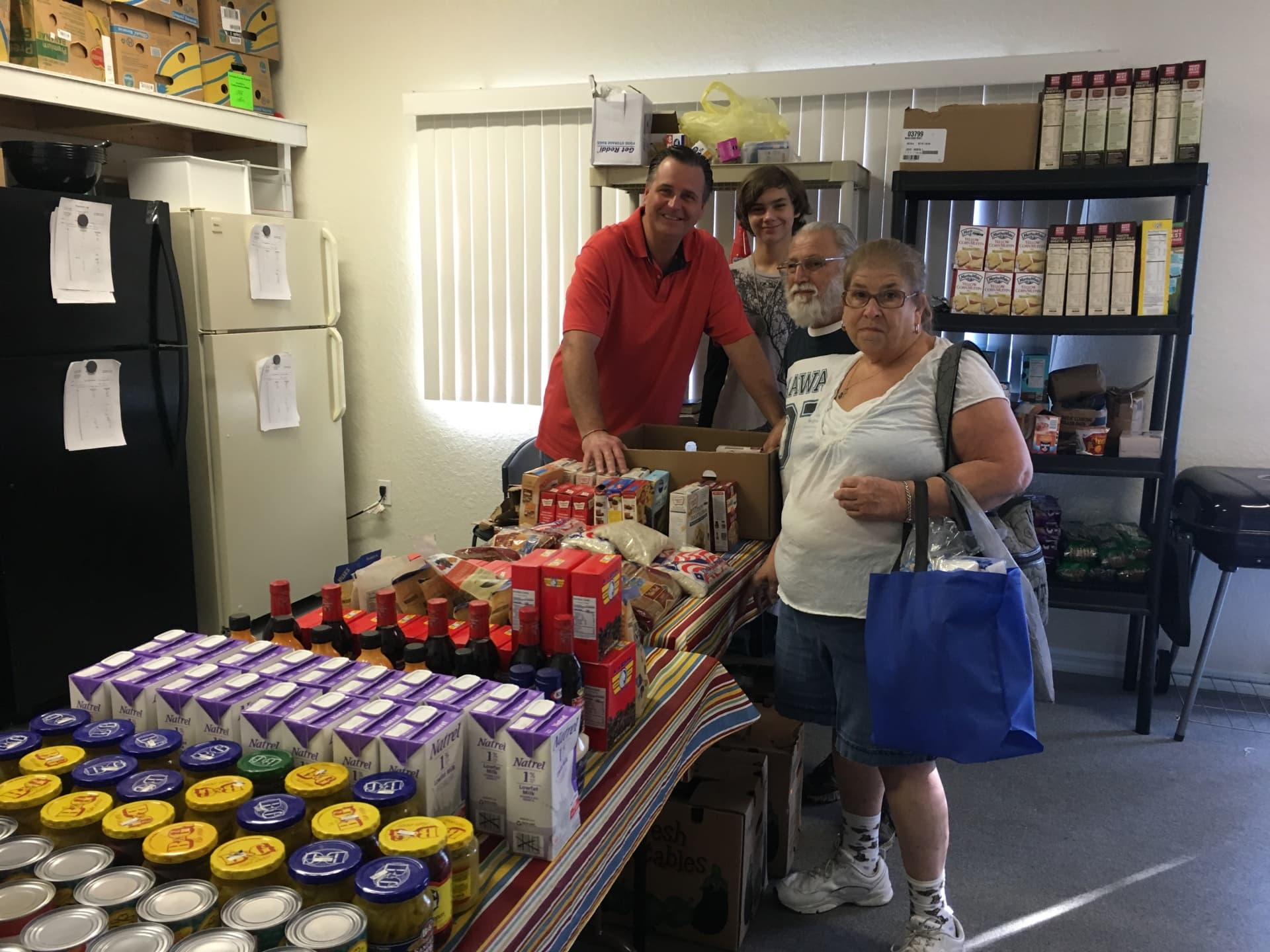 Redeemer's Promise Food Bank